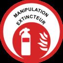 manipulation extincteurs